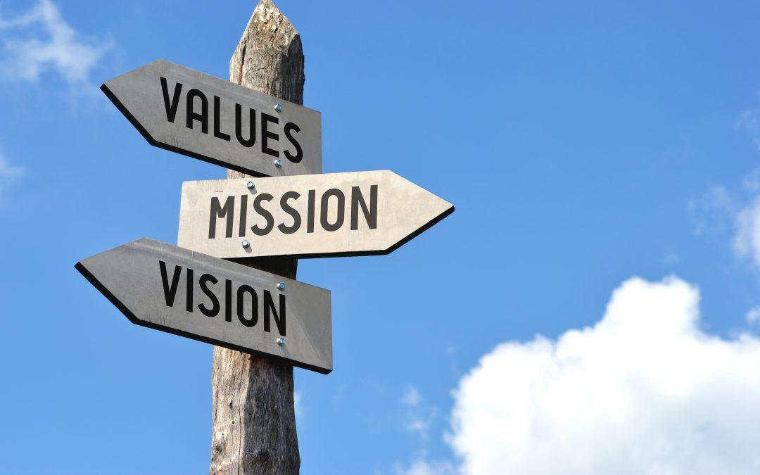 organisational values